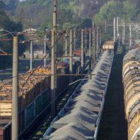 Kruszywa dostarczane koleją